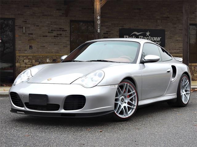 2002 Porsche 911 Turbo | 932864
