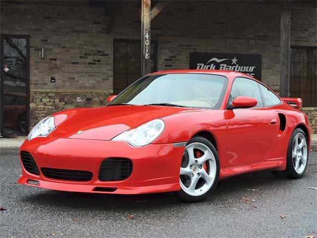 2003 Porsche 911 Turbo | 932865