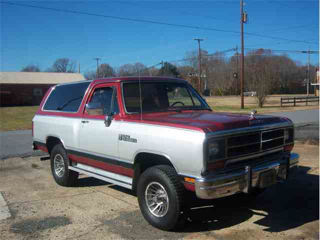 1988 Dodge Ramcharger | 932871