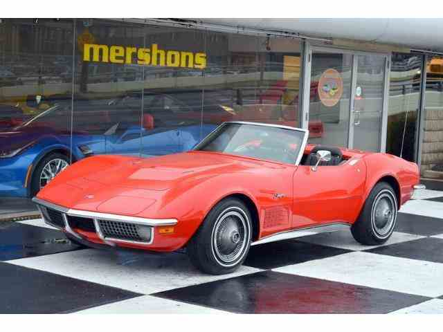 1971 Chevrolet Corvette | 932879
