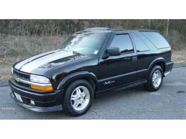 2001 Chevrolet S10 | 932887