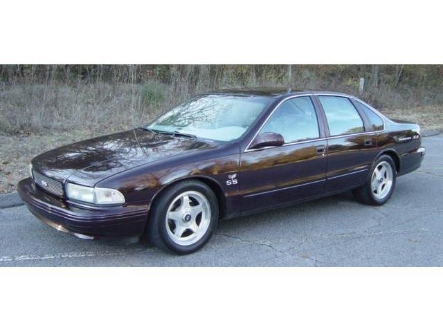 1995 Chevrolet Impala SS | 932888