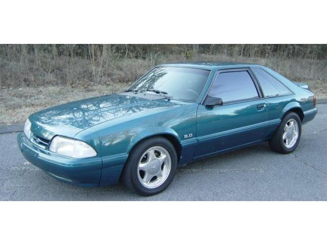 1993 Ford Mustang | 932889