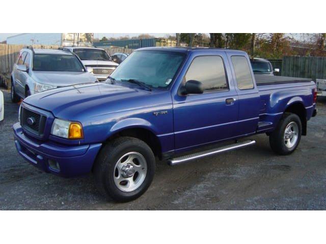 2004 FORD RANGER EXTENDED CAB | 932894