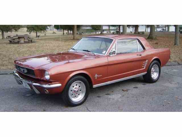 1966 Ford Mustang | 932896