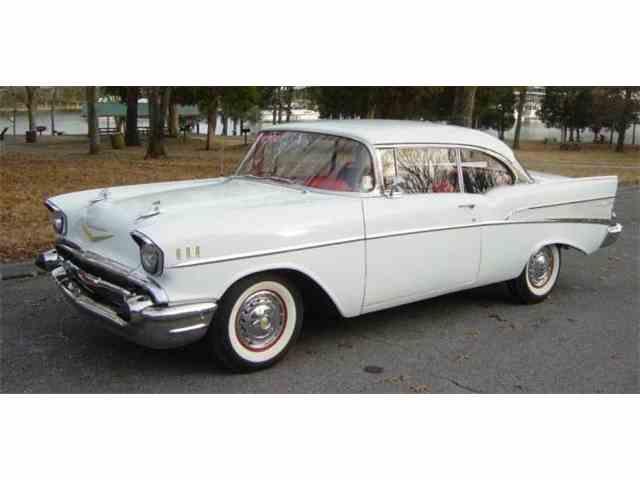 1957 CHEVROLET 2-DOOR HARDTOP | 932898
