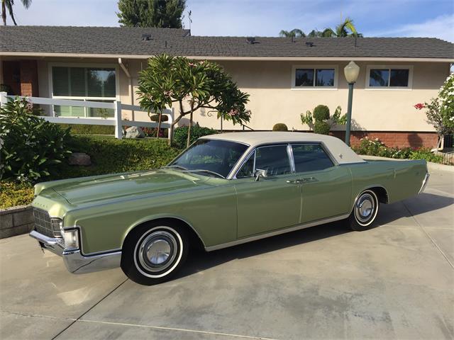 1969 Lincoln Continental | 930029