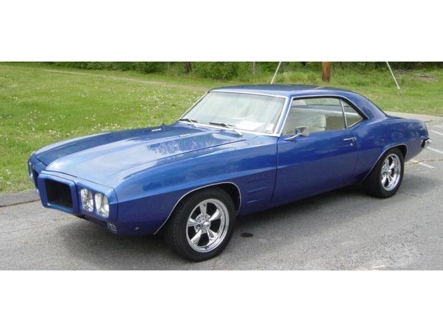 1969 Pontiac Firebird | 932900