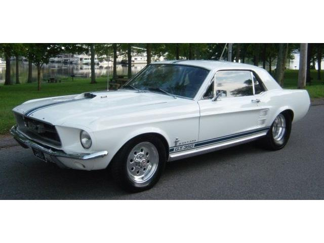 1967 Ford Mustang | 932901