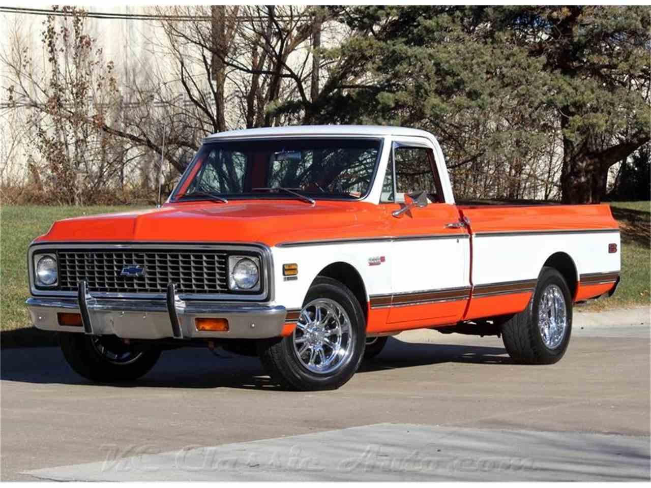 All Chevy chevy cheyenne c10 : 1971 Chevrolet C10 Cheyenne Super Restored with 502V8 for Sale ...