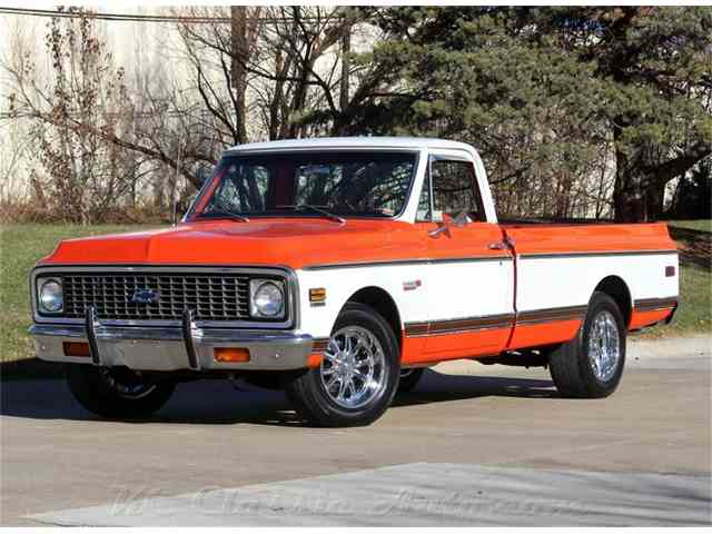 1971 Chevrolet C10 Cheyenne Super Restored with 502V8 | 932908
