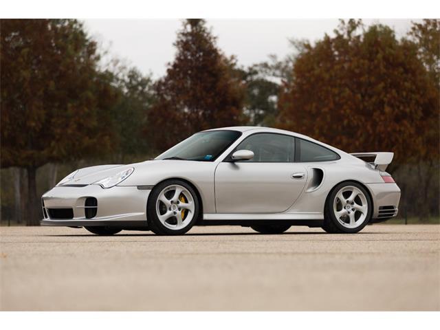2002 Porsche 996 GT2 | 932910