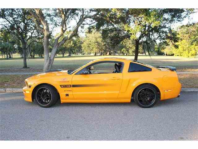 2008 Ford Mustang | 932924