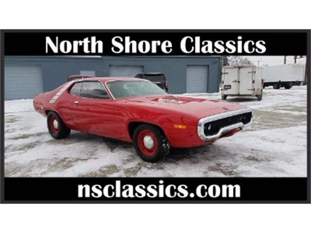 1971 Plymouth Road Runner | 932939