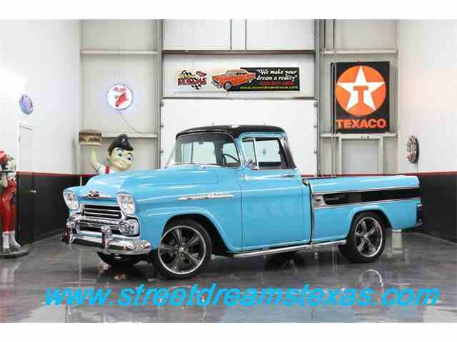 1958 Chevrolet Apache | 932941