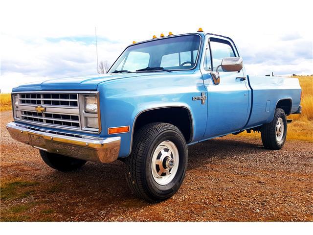1986 Chevrolet Silverado | 932951