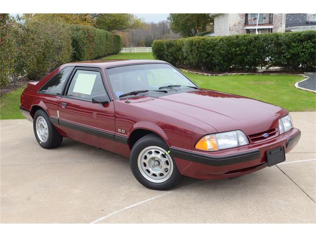1989 Ford Mustang | 932954