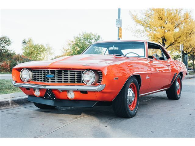 1969 Chevrolet Camaro | 932982