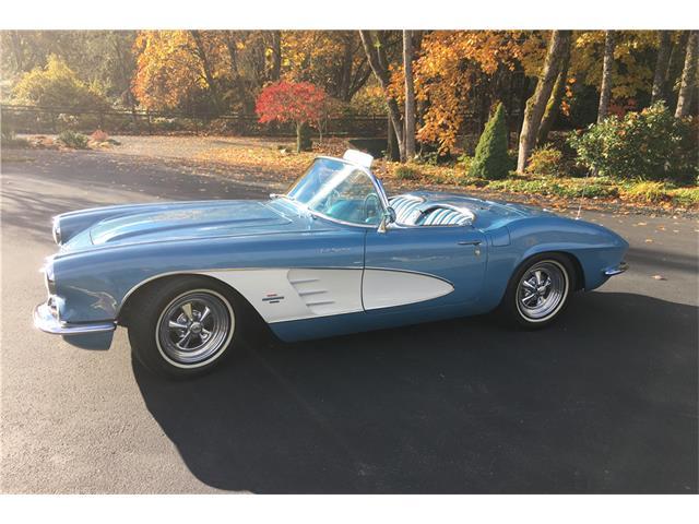 1961 Chevrolet Corvette | 932999