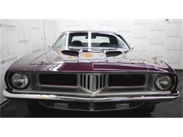1973 Plymouth Barracuda | 930003