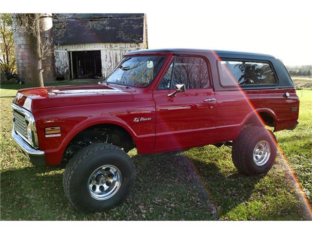 1972 Chevrolet K5 Blazer | 933003