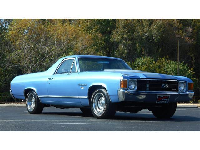 1972 Chevrolet El Camino | 933011