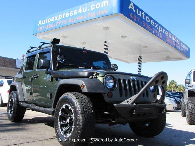 2008 Jeep Wrangler | 933019