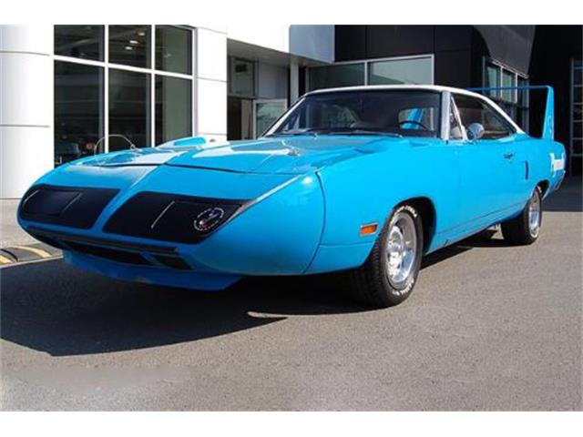 1970 Plymouth Superbird   933021