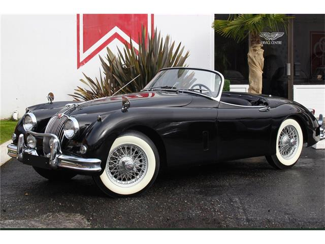 1958 Jaguar XK150   933022