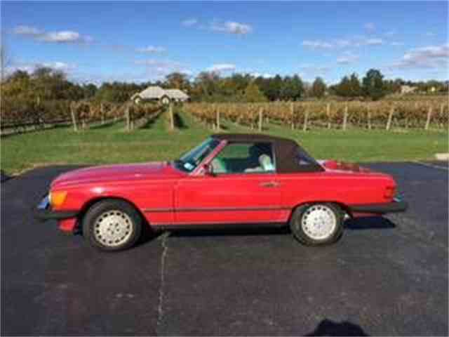 1987 Mercedes-Benz 560SL | 930303