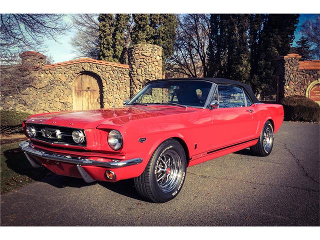 1966 Ford Mustang | 933034