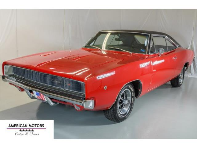 1968 Dodge Charger | 933043