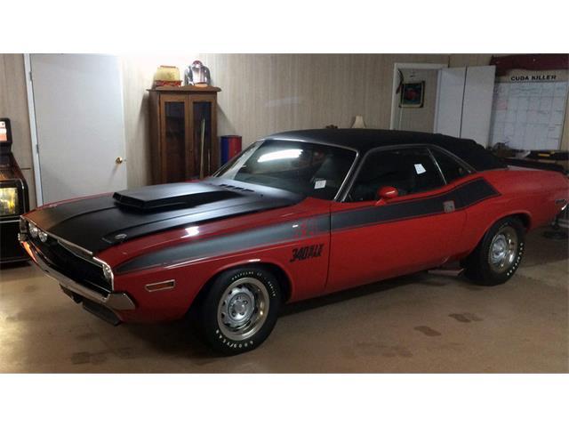 1970 Dodge Challenger T/A   933091