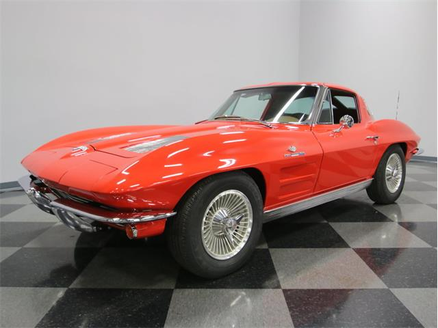 1963 Chevrolet Corvette Split-Window | 933127
