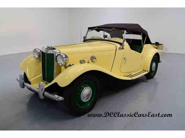1951 MG TD | 933130