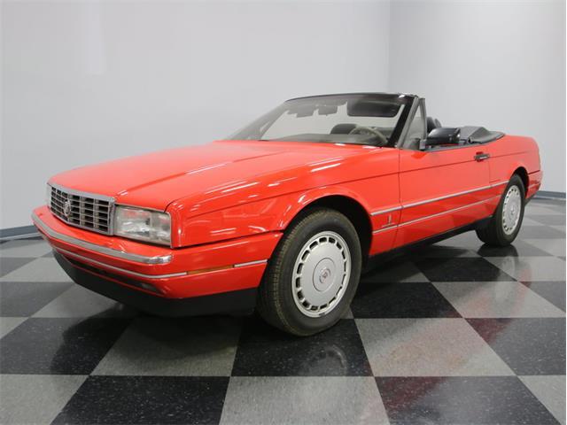 1990 Cadillac Allante   933142