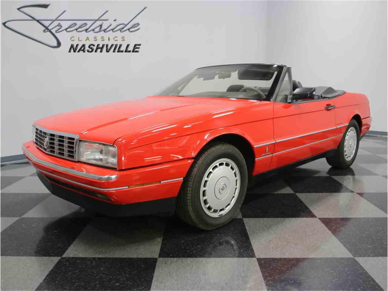 1990 Cadillac Allante for Sale - CC-933142