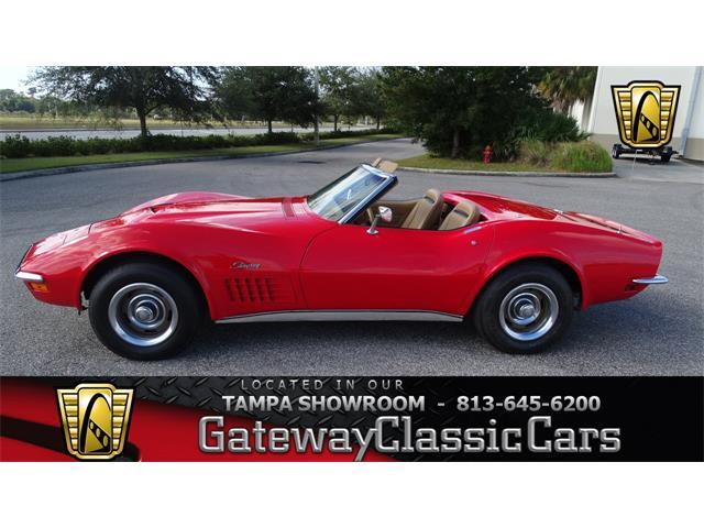 1972 Chevrolet Corvette | 933146