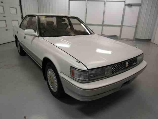 1989 Toyota Chaser | 933157