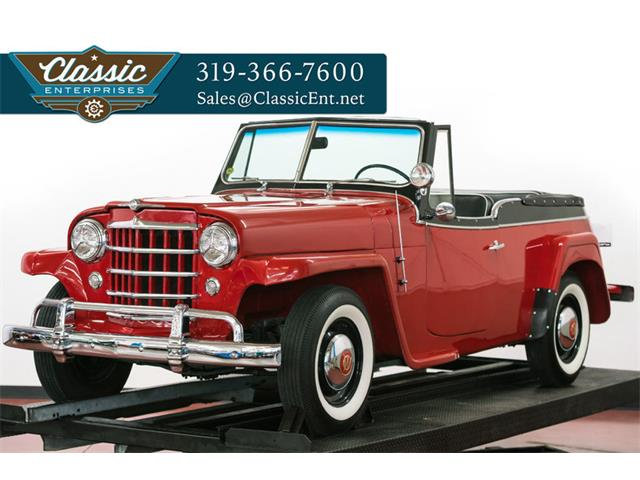 1951 Willys Jeepster | 933159
