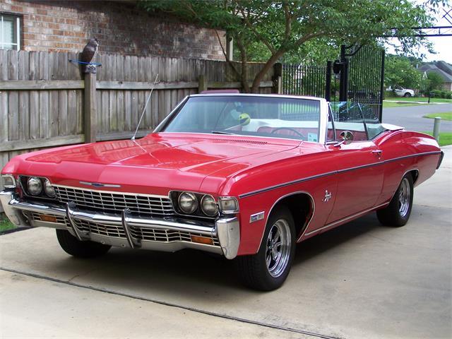 1968 Chevrolet Impala | 933173