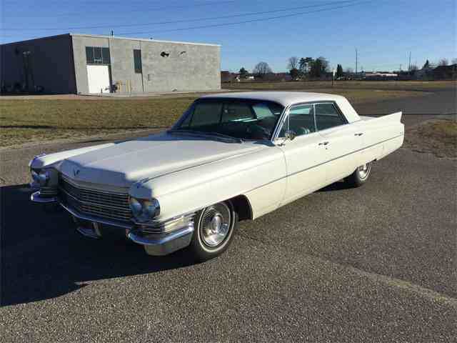 classifieds for 1963 cadillac deville 14 available. Black Bedroom Furniture Sets. Home Design Ideas