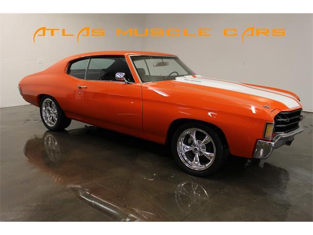 1972 Chevrolet Chevelle | 933199