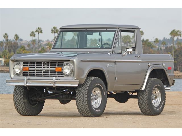 1973 Ford Bronco | 933200