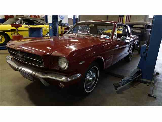 1964 Ford Mustang | 933209