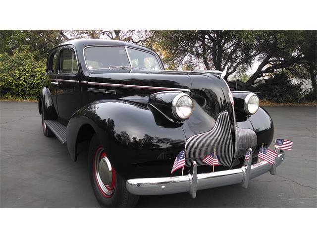 1939 Buick Roadmaster | 930321
