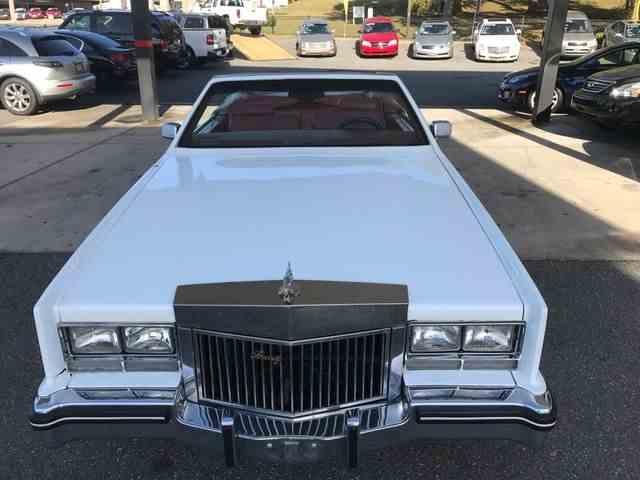 1985 Cadillac Eldorado Biarritz Convertible | 933210