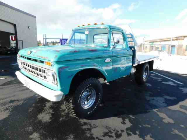 1965 Ford F250 | 933218