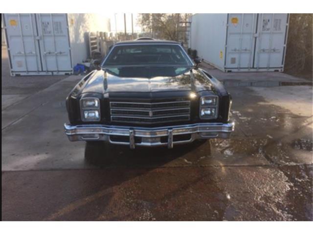 1976 Chevrolet Monte Carlo | 933220
