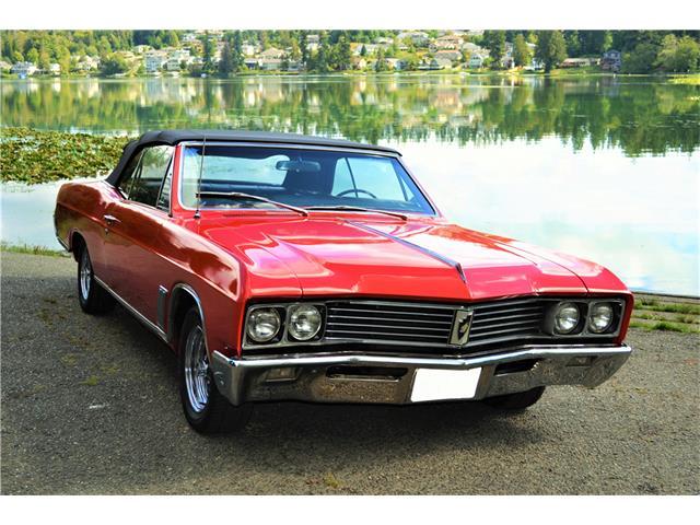 1967 Buick Skylark | 933222